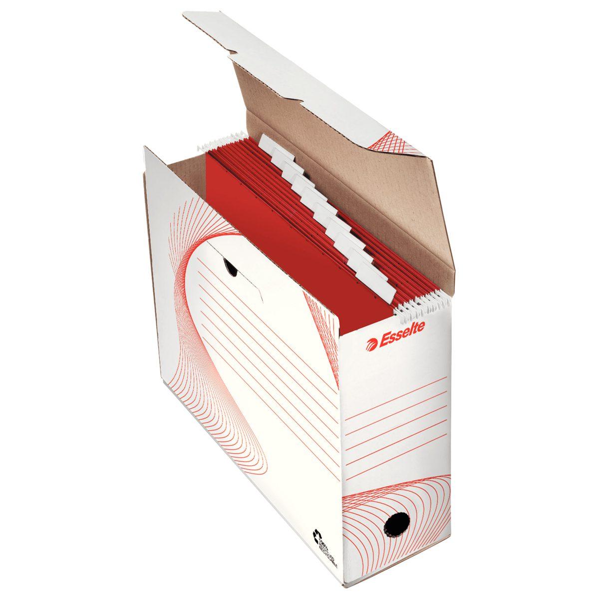 Cutie Pentru Arhivare Pentru Dosare Suspendabile, Standard, Esselte, 10965
