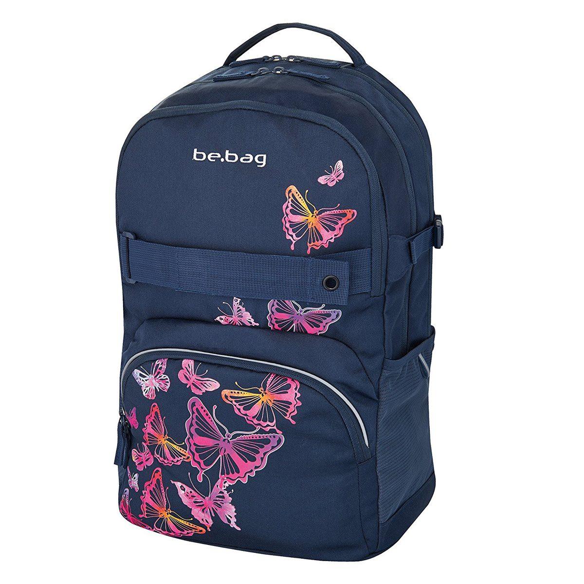 Rucsac Be.Bag Ergonomic, Cube Butterfly, Herlitz, 11410347