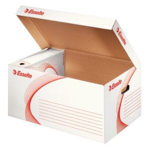 Container Pentru Arhivare & Transport, cu Capac, Standard, Esselte, 128900