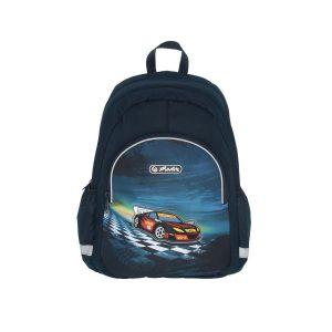 Rucsac Pentru Şcoala Primară, Super Racer, Herlitz, 50007974
