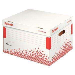 Container Pentru Arhivare Bibliorafturi, Speedbox, Esselte, 623914