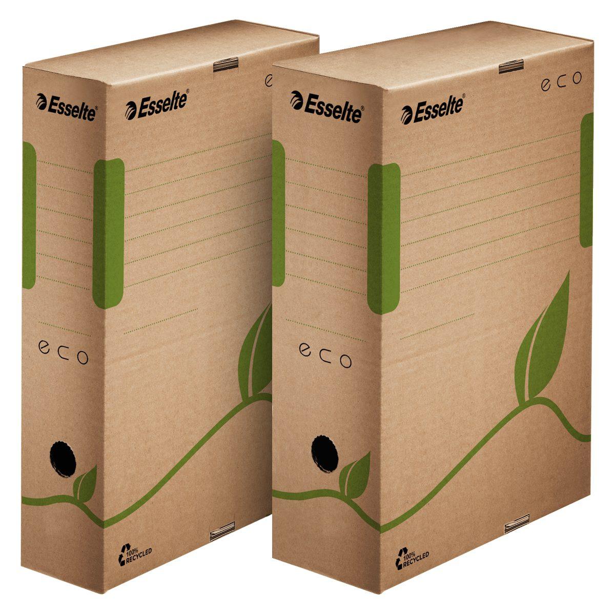 Cutie Pentru Arhivare, 80 / 100 Milimetri, Eco, Esselte