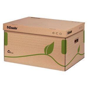 Container Pentru Arhivare & Transport, cu Capac, Eco, Esselte, 623918