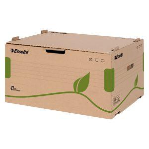 Container Pentru Arhivare & Transport, Deschidere Frontală, Eco, Esselte, 623919