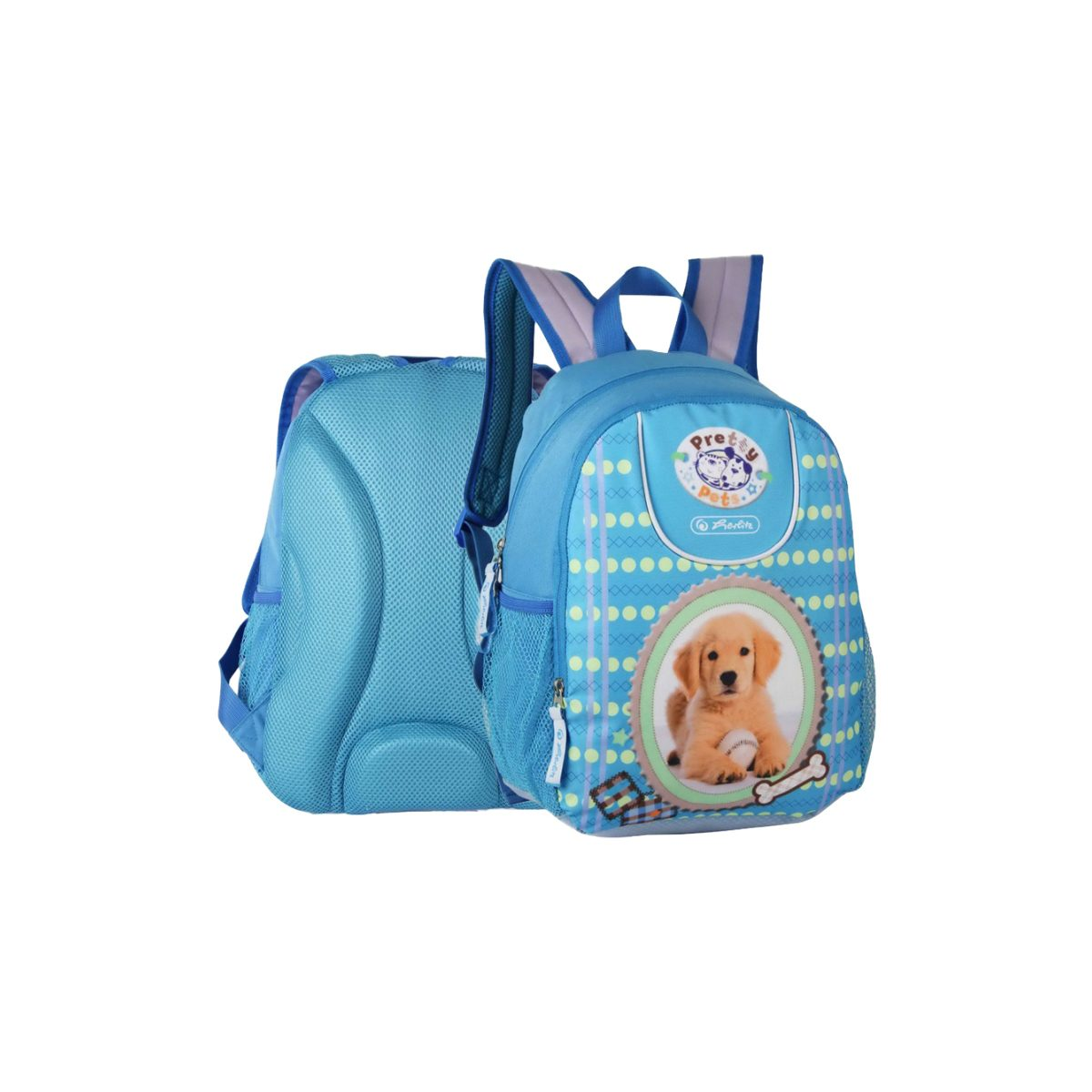 Rucsac cu un Compartiment, Pretty Pets Dog, Herlitz, 9465920-CATEL