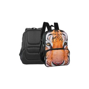 Rucsac cu un Compartiment, Eyes of the Wild Tiger, Herlitz, 9466780-T