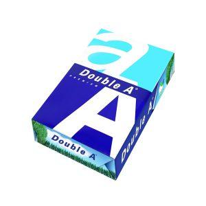 Hârtie Albă A4, 500 Coli, Clasa A, Double A, DA-A4-DOUBLE-A