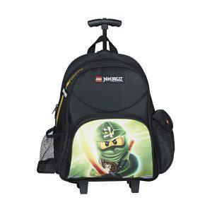 Rucsac & Troller, NinjaGo Lloyd, V-Line, Verde, Lego, LG-10035-1707