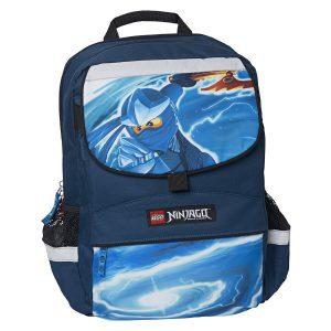 Ghiozdan Pentru Şcoală, Starter Plus, NinjaGo Jay, Core Line, Albastru, Lego, LG-20022-1706