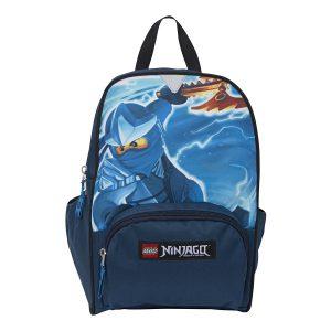 Rucsac Pentru Juniori, NinjaGo Jay, Core Line, Albastru, Lego, LG-20024-1706