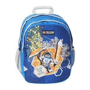 Rucsac Pentru Grădiniţă, Ergonomic, Nexo Knights, Core Line, Bleu, Lego, LG-20025-1708