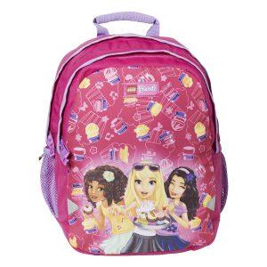 Rucsac Pentru Grădiniţă, Ergonomic, Friends Cupcake, Core Line, Roz, Lego, LG-20025-1711