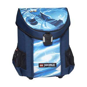 Ghiozdan Pentru Şcoală, NinjaGo Jay, Easy, Core Line, Albastru, Lego, LG-20043-1706