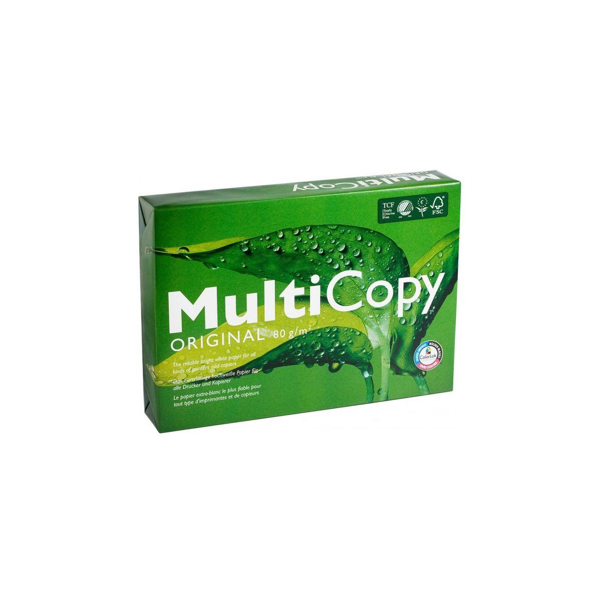 Hârtie Copiator, A4, 500 Coli, MultiCopy, ST88010611