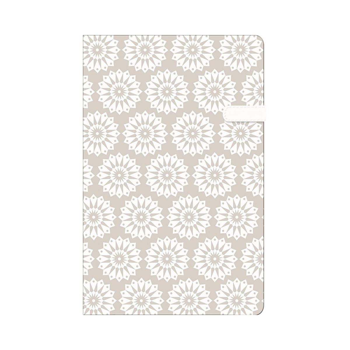 Bloc Notes A5, 96 File, Dictando, Copertă Lucioasă, My.Book Classic, Pure, Herlitz, 11369238