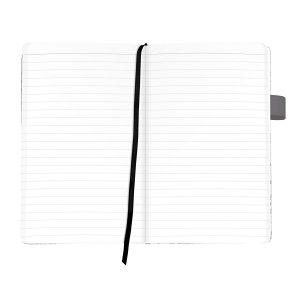 Bloc Notes A5, 96 File, Dictando, Copertă din Pânză, My.Book Classic, Dream Garden, Herlitz, 11369352
