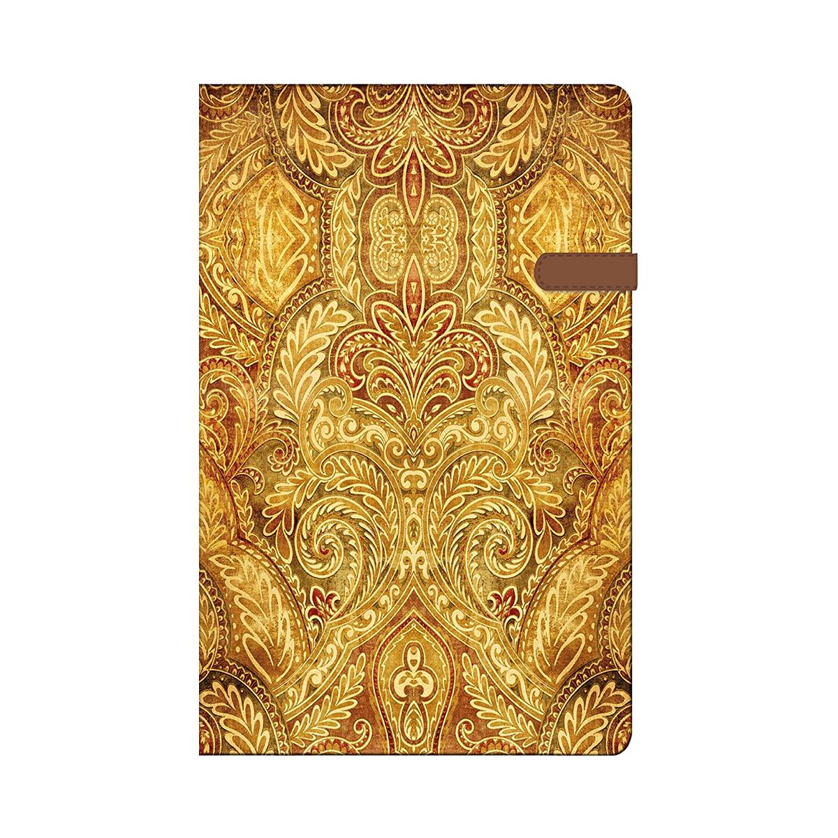 Bloc Notes A5, 96 File, Dictando, Copertă Lucioasă, My.Book Classic, Oriental, Herlitz, 11369360