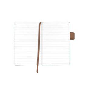 Bloc Notes A6, 96 File, Dictando, Copertă Lucioasă, My.Book Classic, Butterfly, Herlitz, 11369766