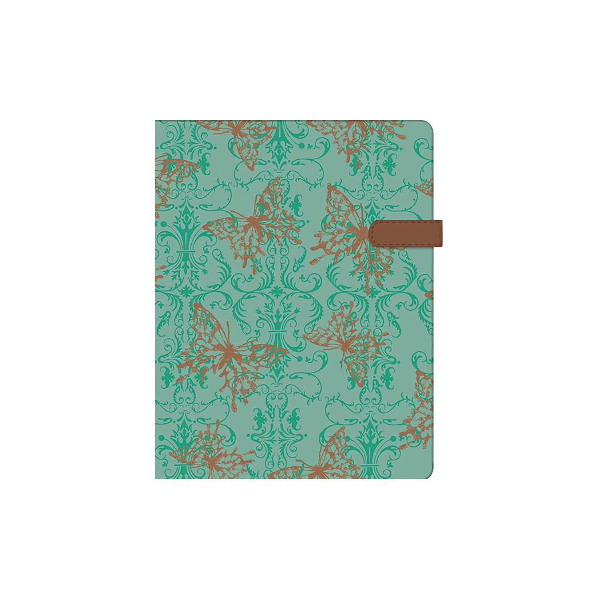 Bloc Notes A6, 96 File, Dictando, Copertă Lucioasă, My.Book Classic, Butterfly, Herlitz, 11369766