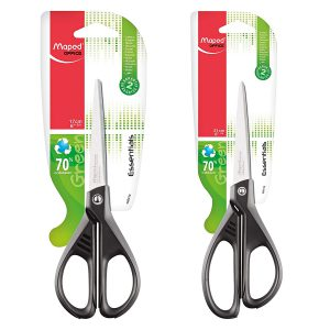 Foarfecă Essentials Green, 17 / 21 Centimetri, Blister, Maped