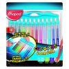 Set Carioci Color'Peps, Long Life Innovation, 12 Culori, Maped, 845045