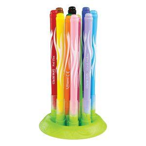 Set Carioci Color'Peps, Jungle Innovation, 12 Culori, Maped, 845445