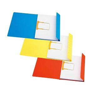 Dosar de Carton Color, cu Alonjă Pentru Arhivare, Diferite Culori, Jalema