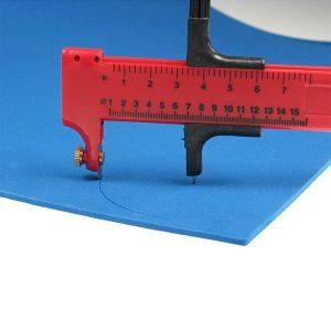 Cutter Circular, Tip Compas, 10 – 150 Milimetri, 2 Lame Incluse, Meyco, 65142