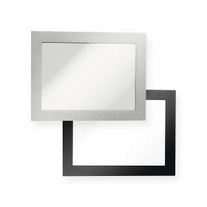 Display Duraframe A6, Autoadeziv, Magnetic, Diferite Culori, Set 2 Bucăţi, Durable