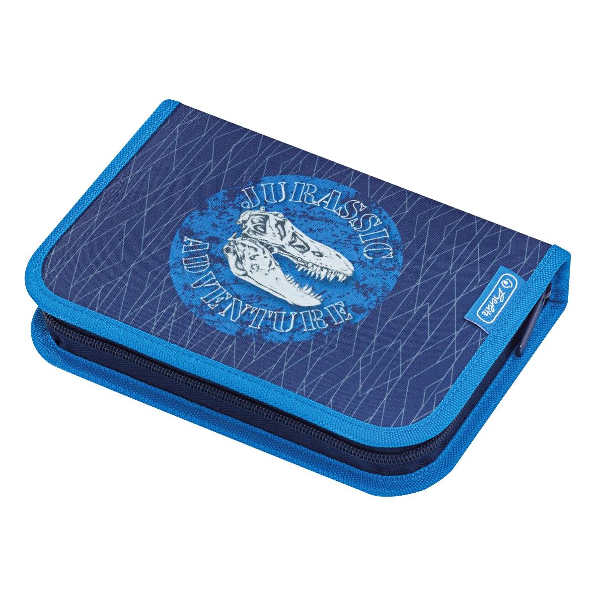Penar Echipat, 31 Piese, Blue Dino, Herlitz, 50014385