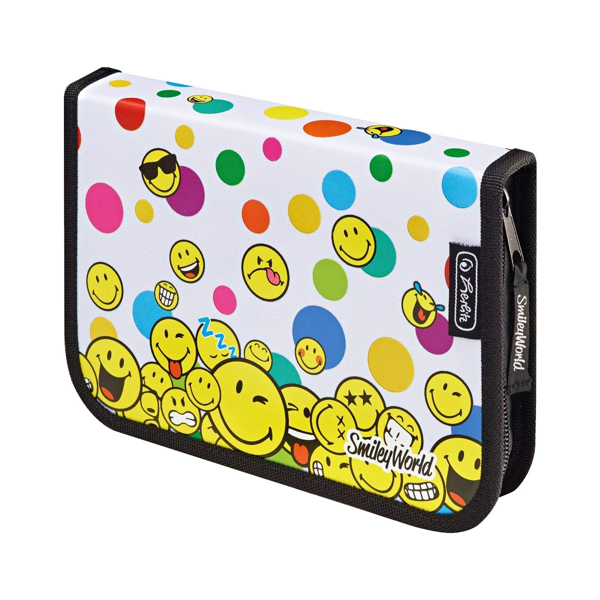 Penar Neechipat, Smileyworld Rainbow Faces, Herlitz, 50015399