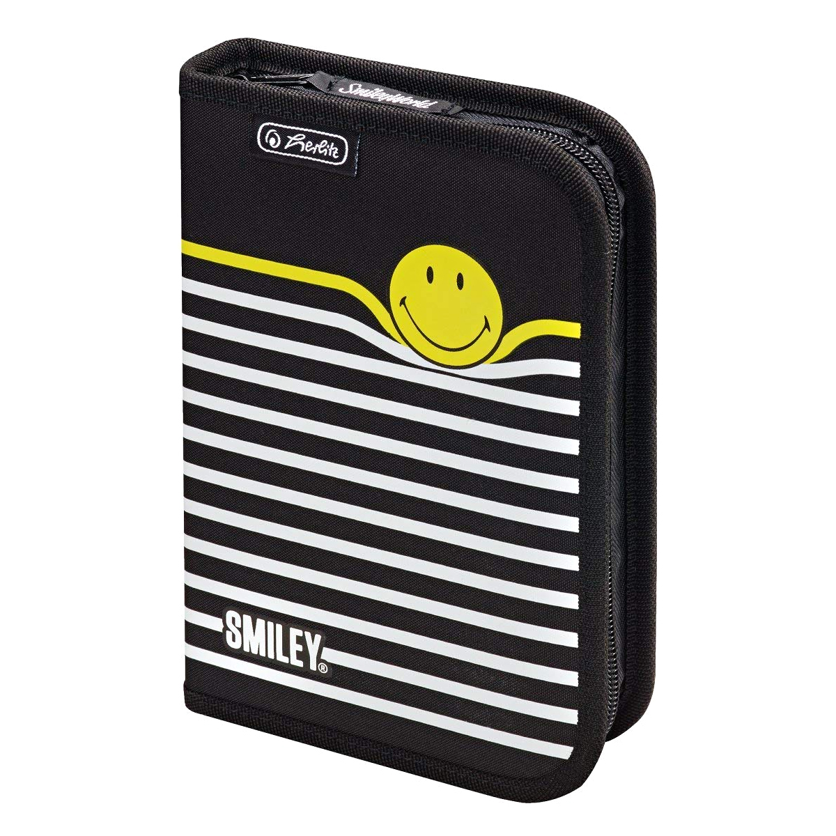 Penar Neechipat, Smileyworld Black Stripes, Herlitz, 50015405