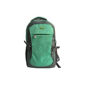 Ghiozdan Pentru Adolescenţi, Negru & Verde, Daco, GH512V