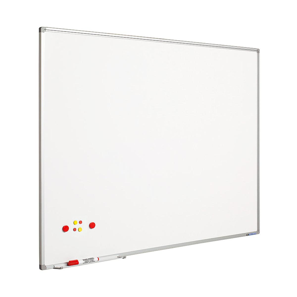 Tablă Albă Magnetică, Profil Aluminiu SL, Diferite Dimensiuni, SMIT, 11103260, 11103261, 11103262, 11103263, 11103264, 11103293, 11103294, 11103295