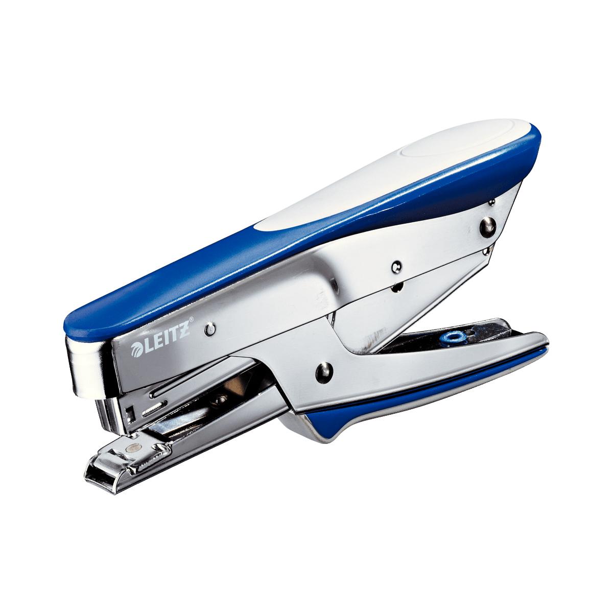 Capsator Tip Cleşte, 5545, Albastru Metal, Leitz
