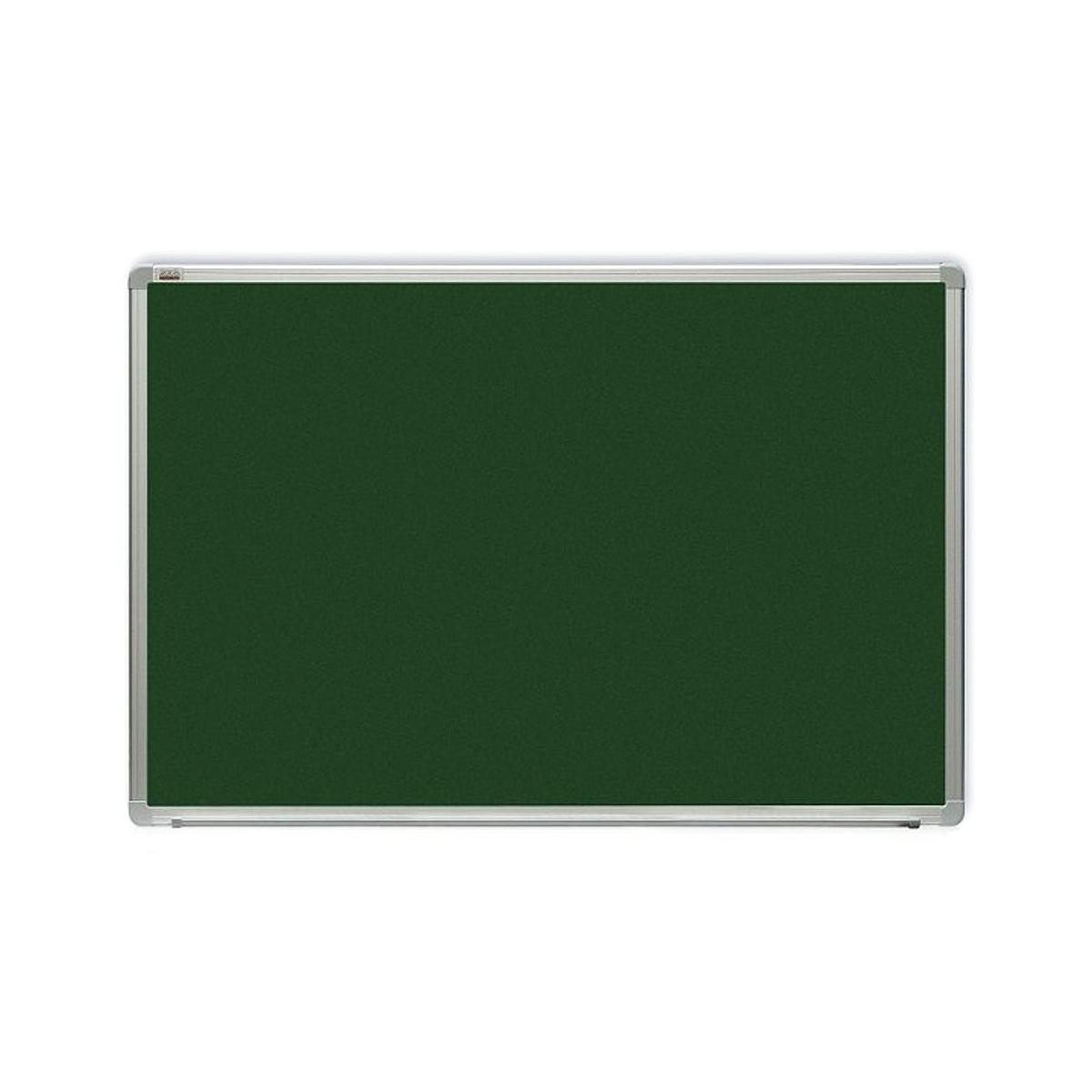 Tablă Verde Magnetică, Ramă din Aluminiu, Pentru Cretă, Diferite Dimensiuni, Optima, OP-22100200, OP-22120150, OP-22120180, OP-22120240, OP-22120300
