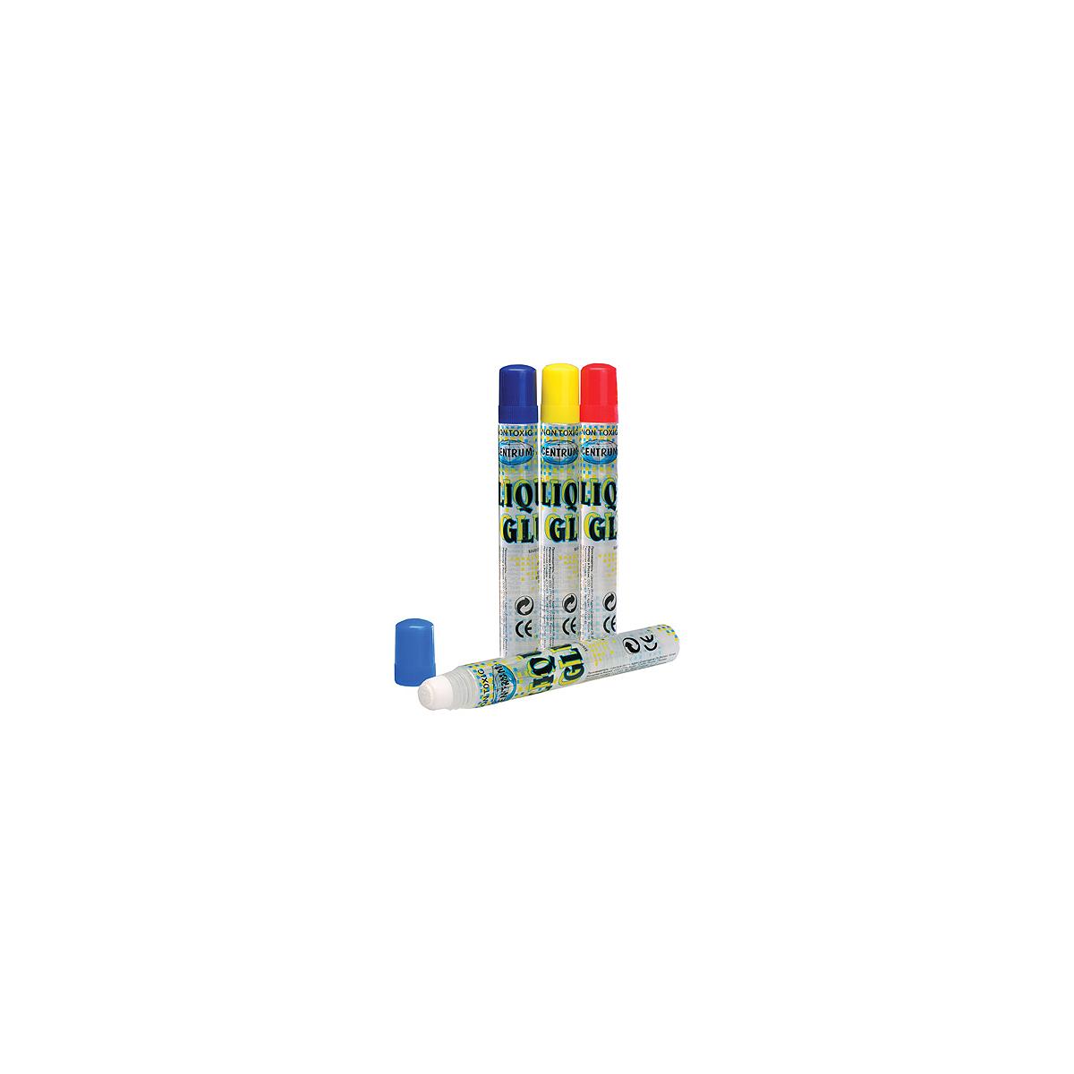 Lipici Lichid Incolor, 50 Mililitri, Diverse Culori, Centrum, 80300