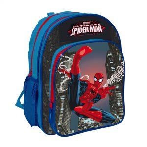 Rucsac cu Două Compartimente, Ultimate Spider-Man, Herlitz, 9476170