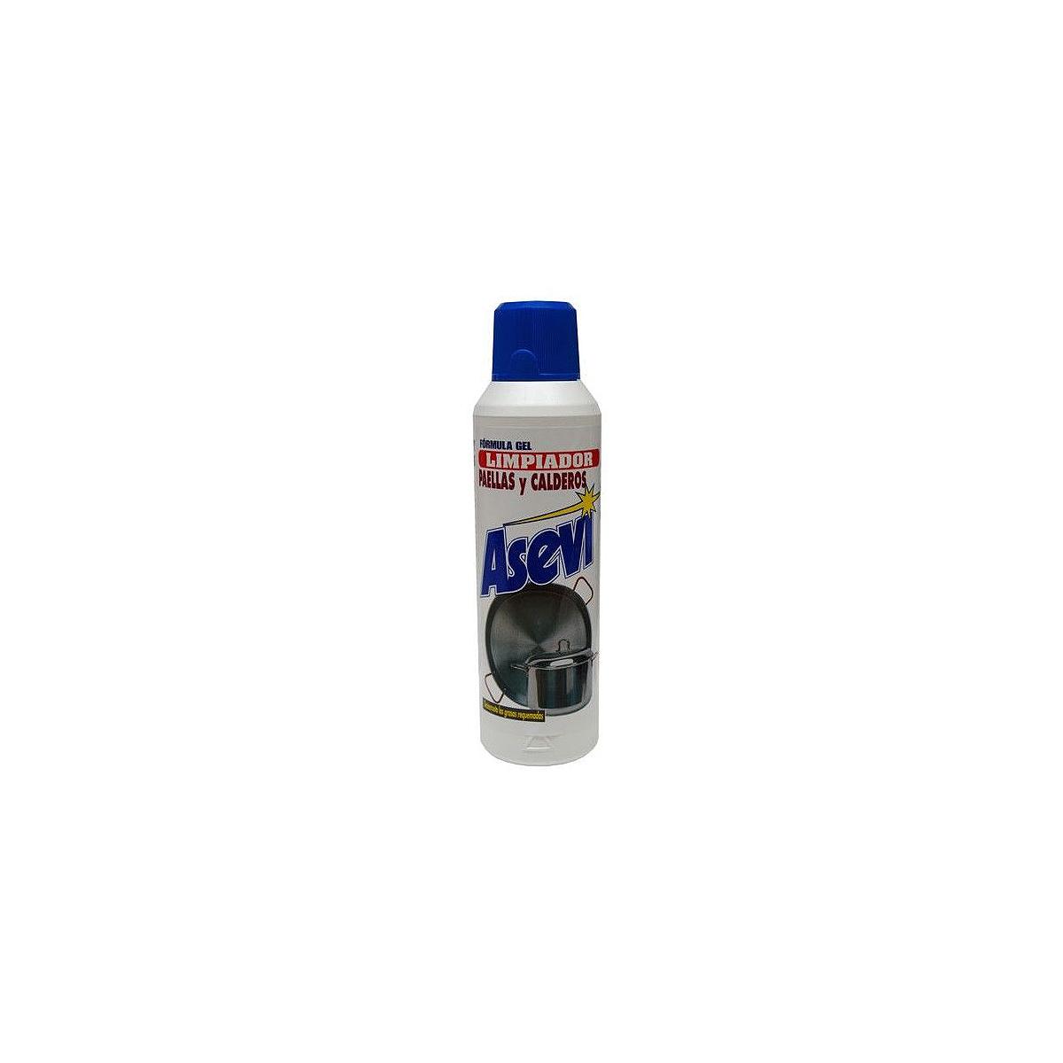 Detergent Pentru Arsuri Vase, 500 Mililitri, Asevi, 26530