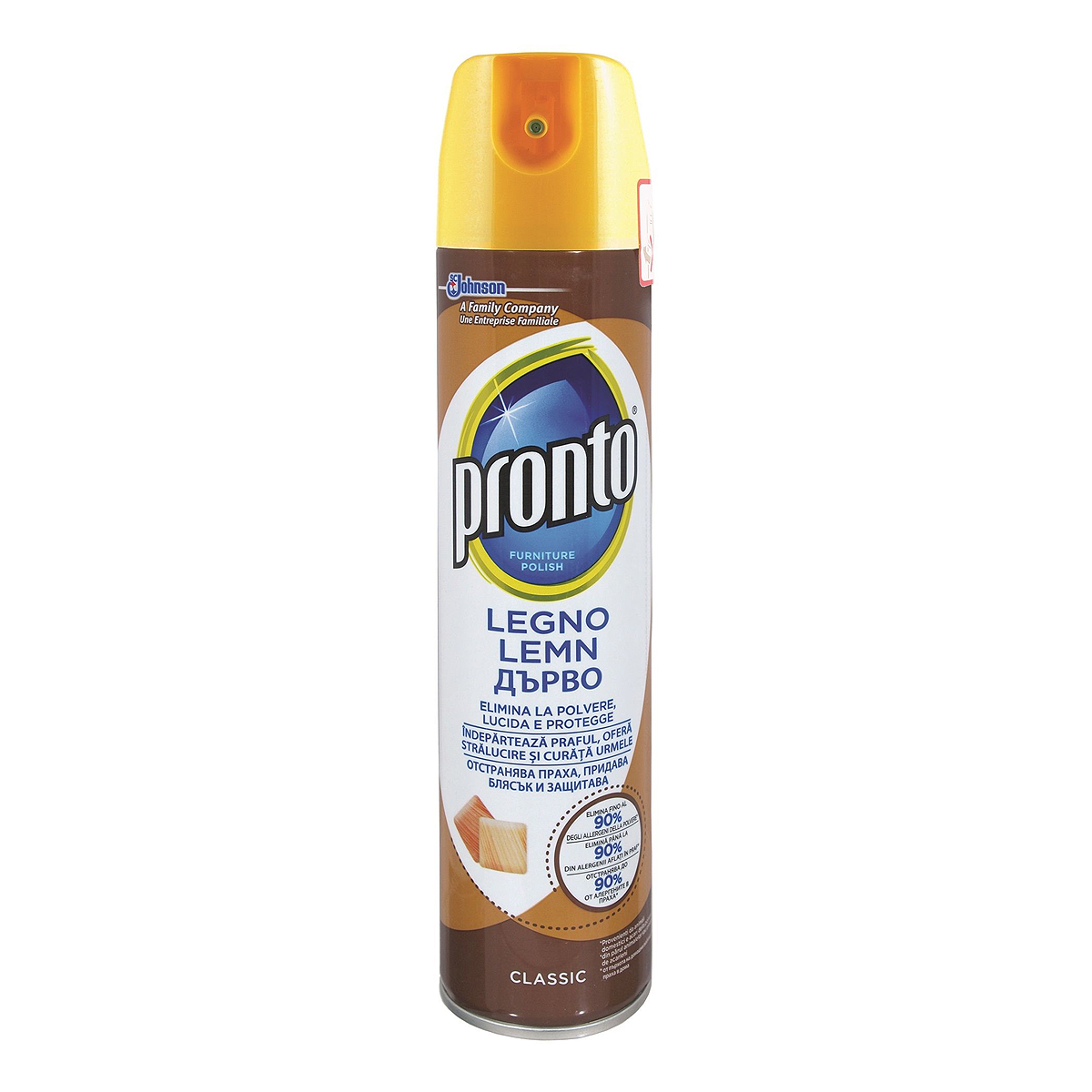 Spray Pentru Mobilă, Classic 5-în-1, 300 Mililitri, Pronto, 5000204670967