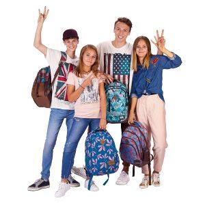 Ghiozdan Pentru Școală, Două Compartimente, HD-60, Head, Astra, 502018023