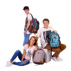 Ghiozdan Pentru Școală, Patru Compartimente, HD-97, Head, Astra, 502018039