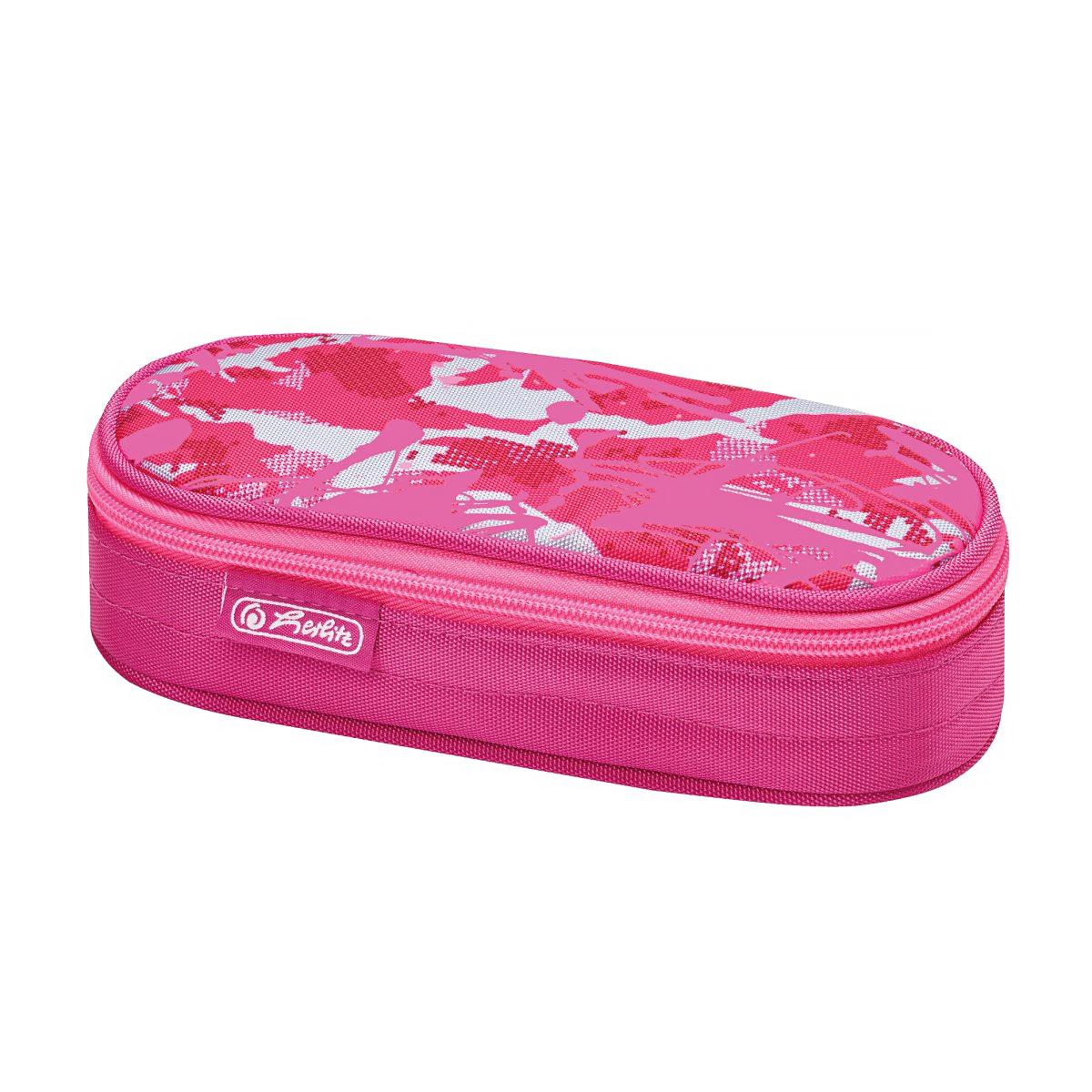 Necessaire Be.Bag Airgo, Camouflage Pink, Herlitz, 50015177