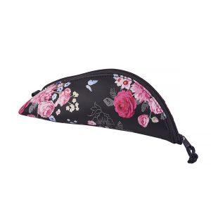 Necessaire din Piele Sintetică, Motiv Cocoon Ladylike Flowers, Herlitz, 50021970