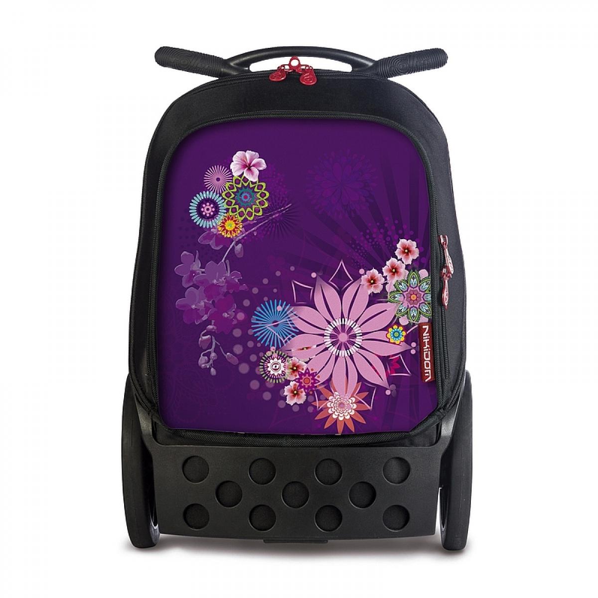 Ghiozdan Școlar Ergonomic, Tip Troller, Bloom XL, Nikidom, 9323