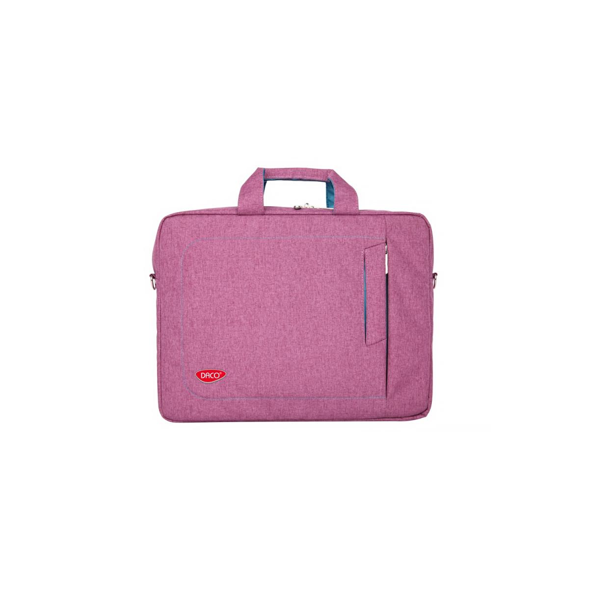 Geantă Pentru Laptop, 15.6 Inch, Roz, Daco, GL168