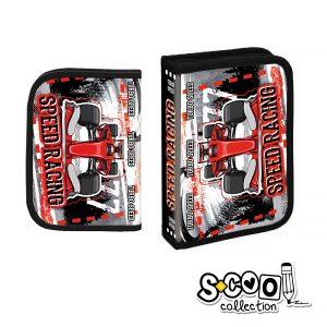 Penar Echipat cu Fermoar & Două Extensii, Model Speed Racing, S-Cool, SC741