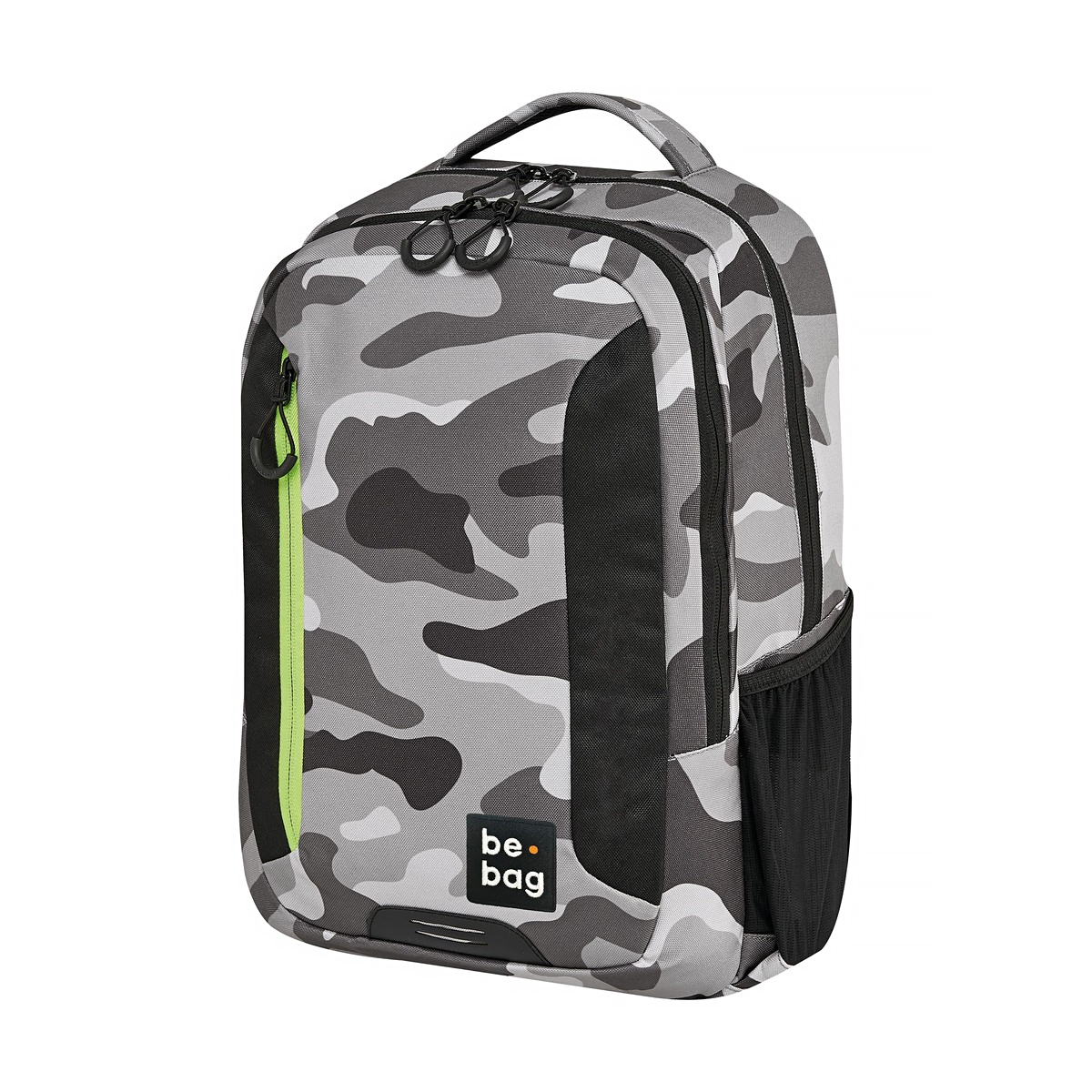 Rucsac Ergonomic Be.Bag, Be.Adventurer, Camouflage, Herlitz, 24800044