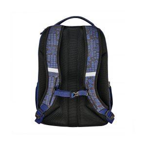Rucsac Ergonomic Be.Bag, Be.Ready, Smashed Dots, Herlitz, 24800266