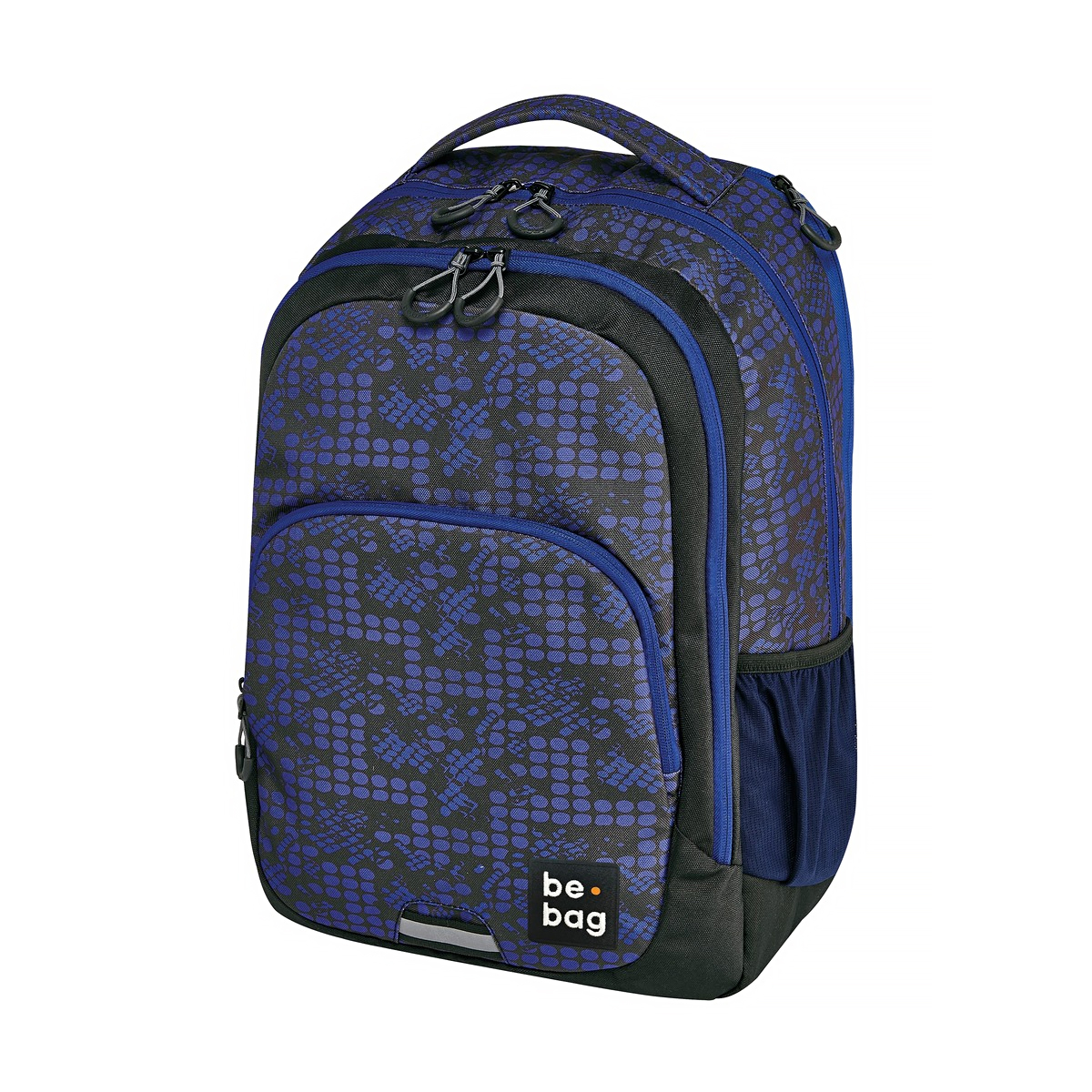 Rucsac Ergonomic Be.Bag, Be.Ready, Smashed Dots, Herlitz, 24800266